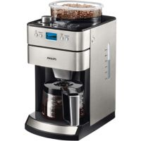 cafeti re filtre hd7740 00 avec moulin grains philips. Black Bedroom Furniture Sets. Home Design Ideas