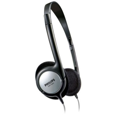Casque PHILIPS SHP1800 arceau volume