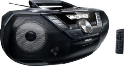 Radio Cd Philips Az787