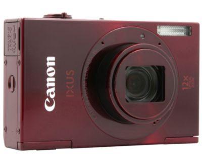 APN CANON Ixus 500 Rouge