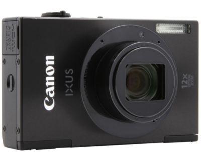APN CANON Ixus 500 Noir