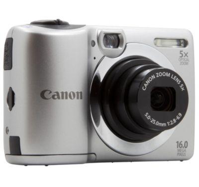 APN CANON PowerShot A1300 Argent
