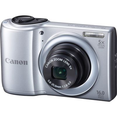APN CANON Powershot A810 Silver