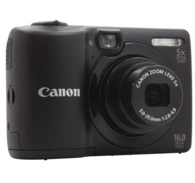 APN CANON PowerShot A1300 Noir
