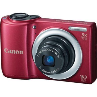 APN CANON Powershot A810 Rouge