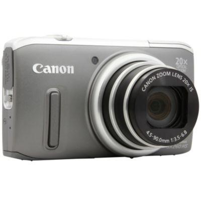 APN CANON PowerShot SX260HS Gris