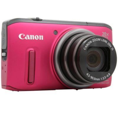 APN CANON PowerShot SX260HS Rouge
