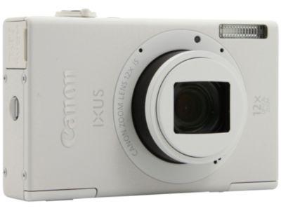 APN CANON Ixus 510 Blanc