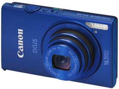 APN CANON Ixus 240 Bleu