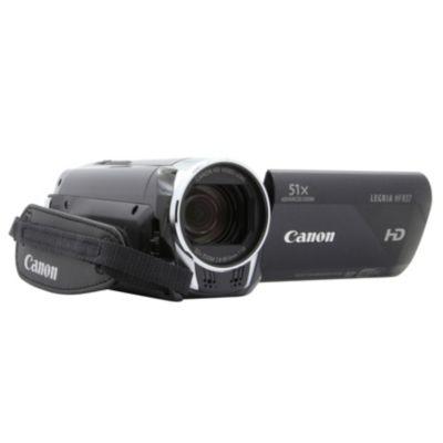 Camescope CANON Pack HF-R37 + Etui + SD