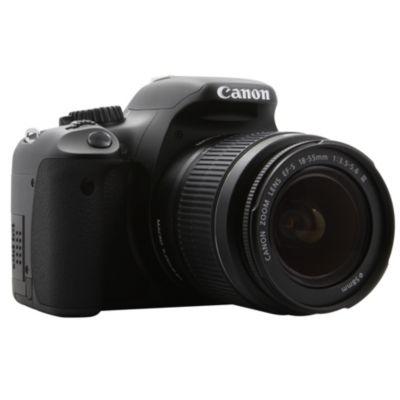 Reflex CANON EOS 550D + 18-55 + 75-300 I