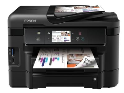 Multifonction EPSON WF3540DTWF