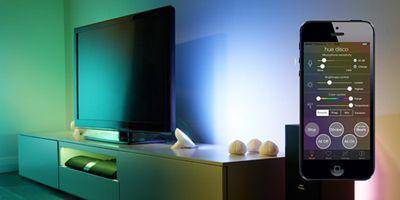 philips livingcolors iris hue pack d marrage ampoule. Black Bedroom Furniture Sets. Home Design Ideas