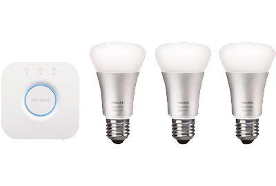 Ampoule PHILIPS Hue pack démarrage E27 V2