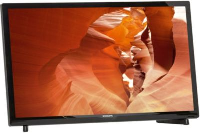 Tv Led Philips 22pfh4000 Full Hd 100hz