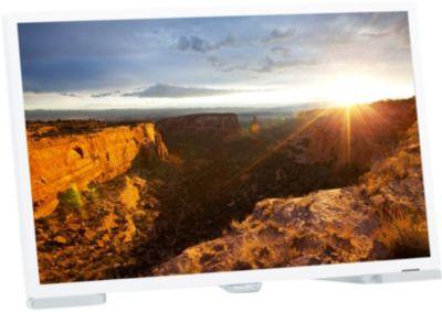 Tv Led Philips 24phh5210 100hz Pmr Blanc