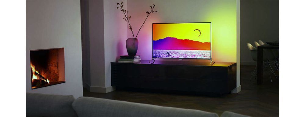 philips 55pus7101 4k 2000 ppi smart tv t l viseur. Black Bedroom Furniture Sets. Home Design Ideas