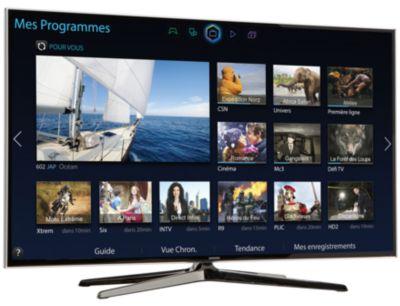 Tv Led Samsung Ue48h6400 400hz Cmr Smart 3d