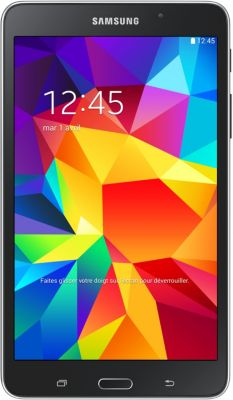 TABLETTE TACTILE SAMSUNG GALAXY TAB 4 7 NOIRE 8 GO