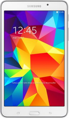 TABLETTE TACTILE SAMSUNG GALAXY TAB 4 7 BLANCHE 8 GO