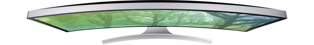 Samsung Curve écran gamer 27 pouces incurvé