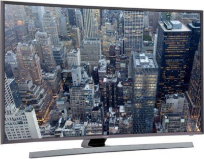TV 4K UHD SAMSUNG UE48JU7500 1400 PQI 4K INCURVE