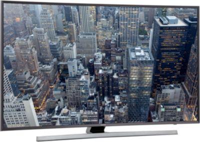 TV 4K UHD SAMSUNG UE55JU7500 1400 PQI 4K INCURVE