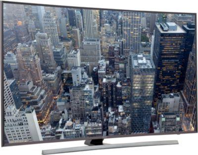 TV 4K UHD SAMSUNG UE65JU7500 1400 PQI 4K INCURVE