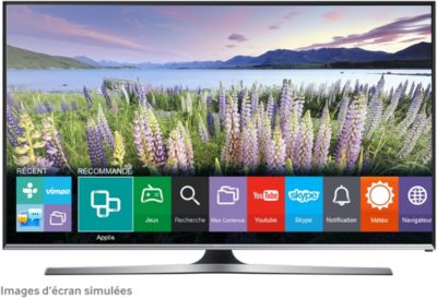 TV LED SAMSUNG UE43J5500 400 PQI SMART TV