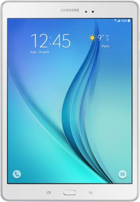 Samsung Galaxy Tab S – tablette – Android 5.0 (Lollipop) – 16 Go – 9.7 » – 3G, 4G
