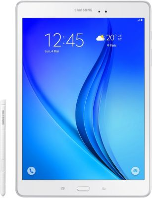 Tablette Android SAMSUNG Galaxy Tab A S pen A 9.7'' 16Go White