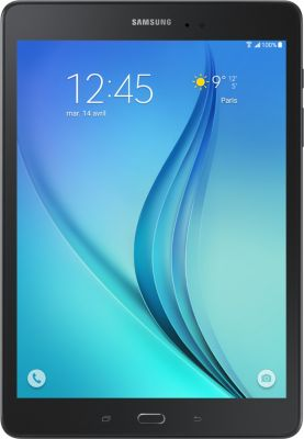 Tablette Android SAMSUNG Galaxy Tab A 9.7'' 16Go Black