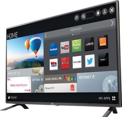Tv Led Lg 55lf5800 400 Pmi Smart Tv
