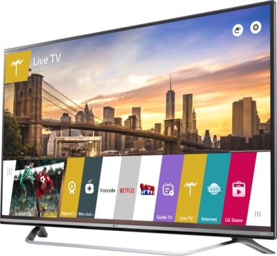Tv 4k Lg 55uf778v 4k 1400 Pmi Smart Tv