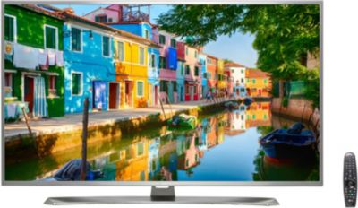 TV LG 43UH668V 4K HDR 1200 PMI SMART TV