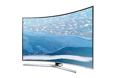 TV SAMSUNG UE55KU6670 4K HDR 1600 PQI INCURVE