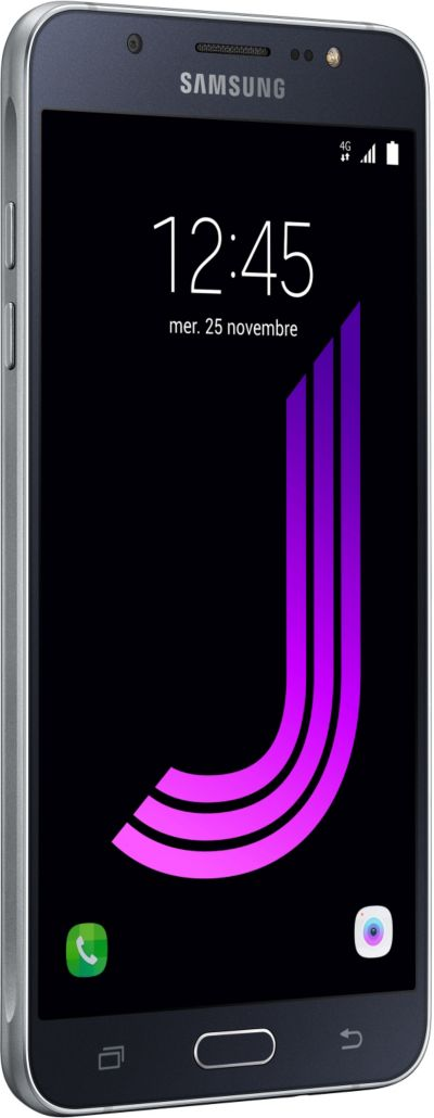 SMARTPHONE SAMSUNG GALAXY J7 NOIR ED.2016