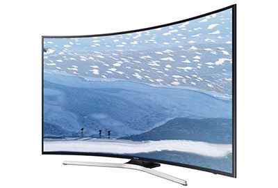 samsung ue40ku6100 4k 1400 pqi smart tv incurve. Black Bedroom Furniture Sets. Home Design Ideas