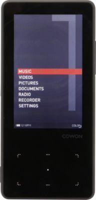 Bal. MP3 COWON iAudio 10 32Go noir