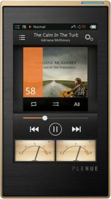 Lecteur MP3 COWON Plenue 1 Titanium 128Go Gold