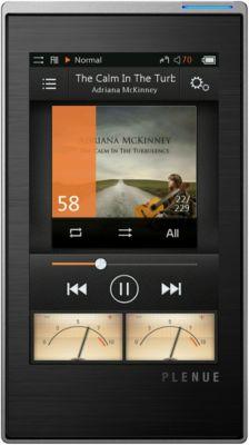 Lecteur MP3 COWON Plenue 1 Titanium 128Go Silver