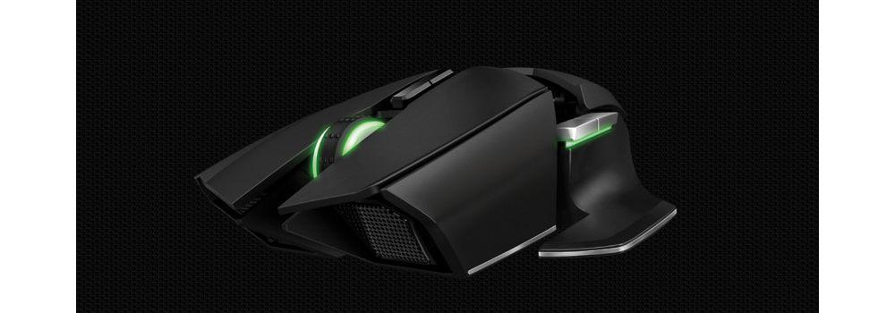 souris gamer ambidextre Razer Ouroboros 8200 dpi 4G droitier et gaucher