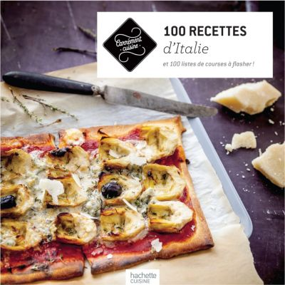 hachette 100 recettes d 39 italie livre de cuisine tablette de cuisine boulanger. Black Bedroom Furniture Sets. Home Design Ideas