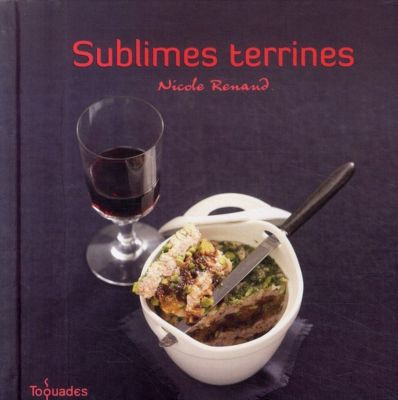 Livre INTERFORUM sublimes terrines
