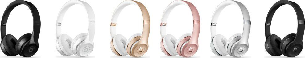 Casque BEATS Solo3 Wireless On-Ear