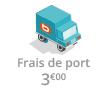 Frais de port 3 euros