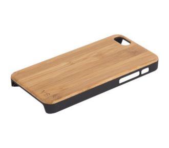 Verybadcoque iPhone 5C en bois, 100 % bambou