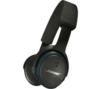 Bose SoundLink on-ear noir