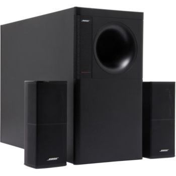 bose acoustimass 5 serie v noir pack d 39 enceintes boulanger. Black Bedroom Furniture Sets. Home Design Ideas