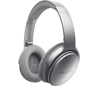 Bose QC 35 silver